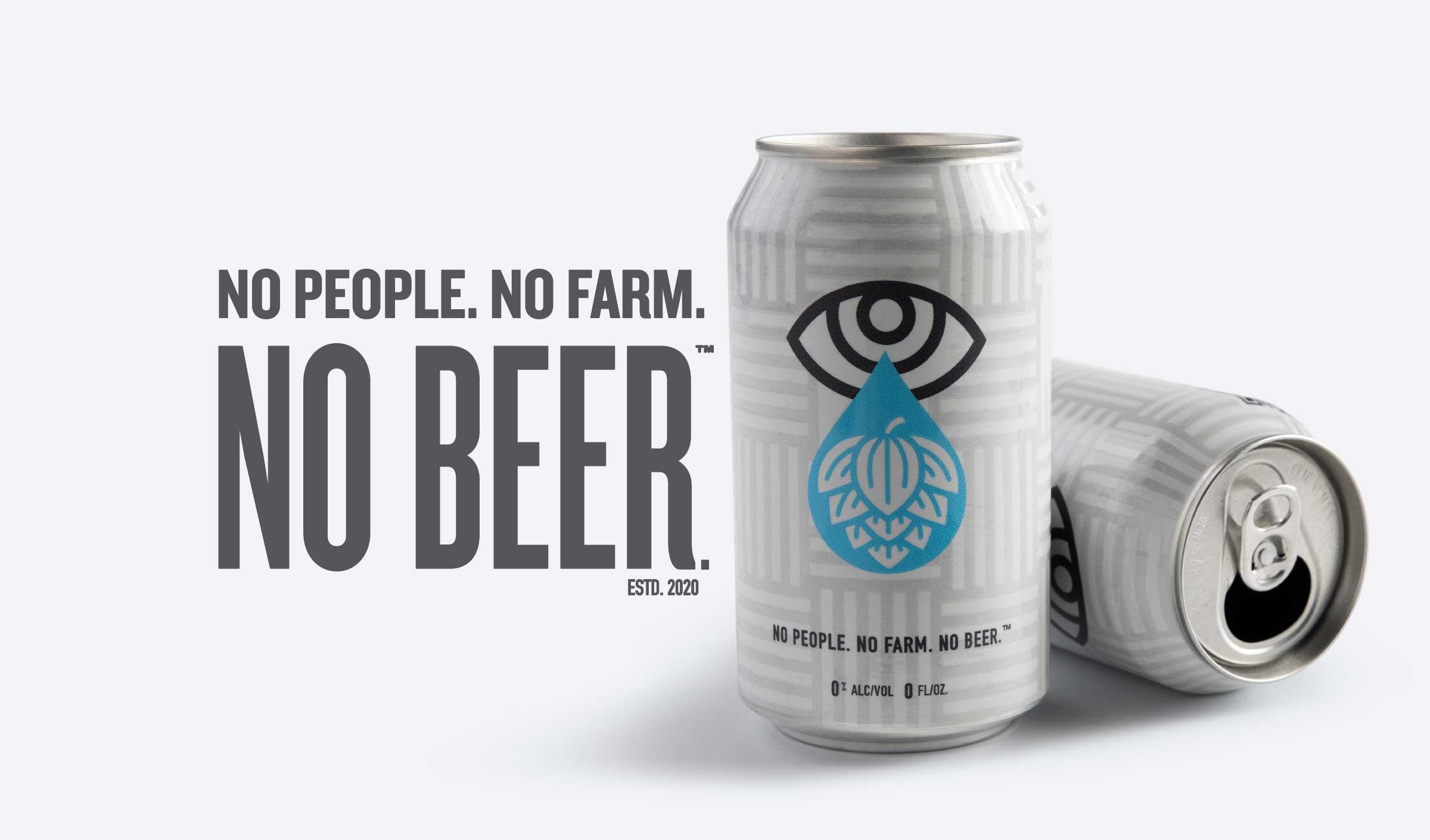 No Hops. No Beer.